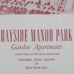Bayside Manor Park, 210 Str...