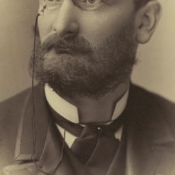 Photograph Of Joseph Pulitzer