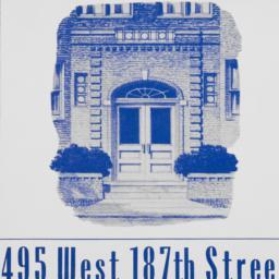 495 West 187th Street