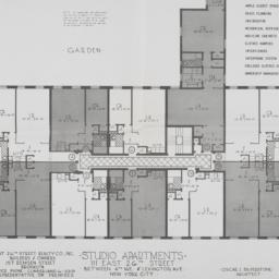 Studio Apartments, 111 E. 2...
