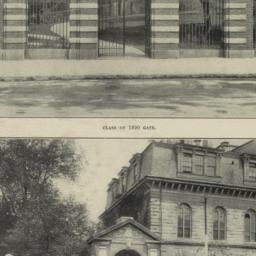 "Class of 1890 Gate. The ""Po..."