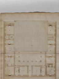 Serlio Book VI Plate 14 text verso