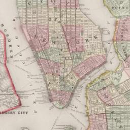 Plan of New York &c