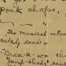 Notes on dialect, undated :...