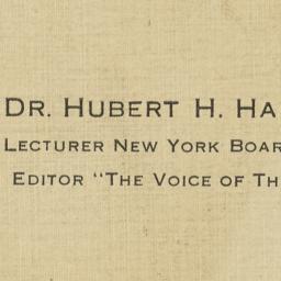 Hubert H. Harrison, undated...