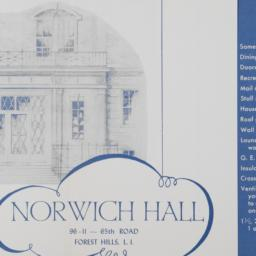 Norwich Hall, 96-11 65 Road