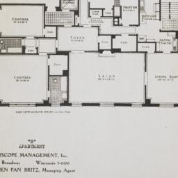 171 W. 57 Street, B Apartment