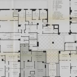 1120 Park Avenue, Plan Of 1...