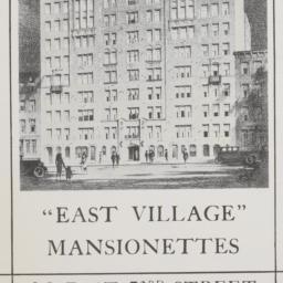 East Village Mansion, 210 E...