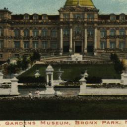 Botanical Gardens Museum, B...