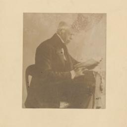 Nathaniel Fish Moore Seated...