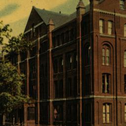 Adelphi College, Brooklyn, ...