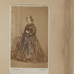 Unidentified Woman, Standing