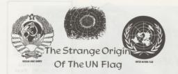 Strange Origin of the UN Flag
