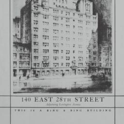140 East 28th Street