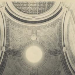 [Interior of Dome, State Sa...
