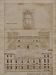 Serlio Book VI Plate 18 recto