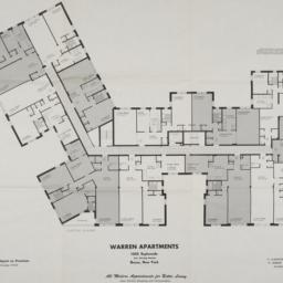 Warren Apartments, 1055 Esp...