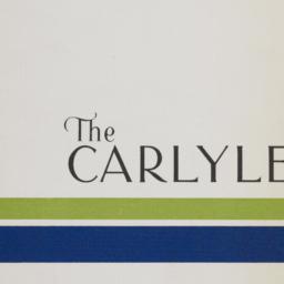 The     Carlyle, 35 E. 76 S...
