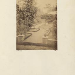 Garden at 5 Cheyne Row, 25 ...