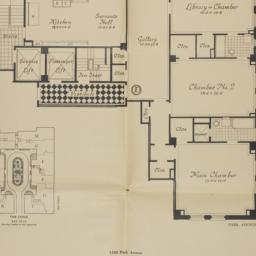 1185 Park Avenue, Plan Of A...