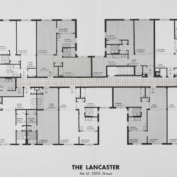 The     Lancaster, 84-10 12...