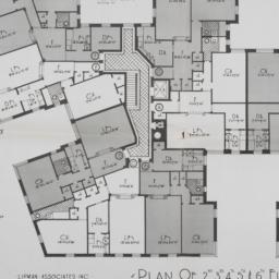 615 W. 172 Street, Plan Of ...