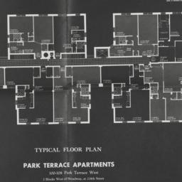 Park Terrace Apartments, 10...