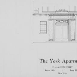 York Apartment, 77-34 Austi...