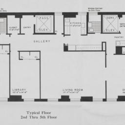 4 Sutton Place, Typical Floor