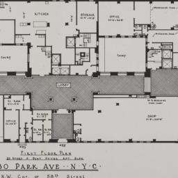 480 Park Avenue, First Floo...