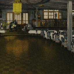 Interior, Pavilion Royal, o...