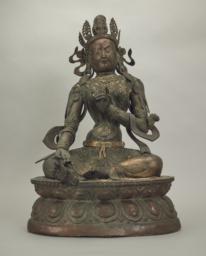 Green Tara, Front