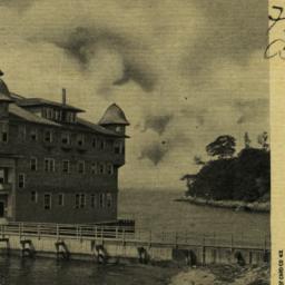 Cresent Club Boat House, Ba...