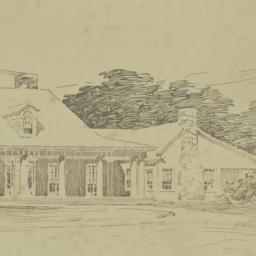 C. H. Mackay Hunting Lodge....