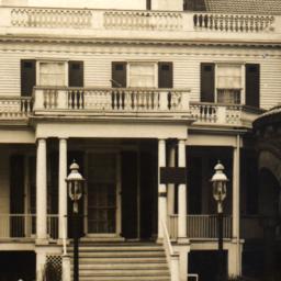 Alexander Hamilton Home, (S...