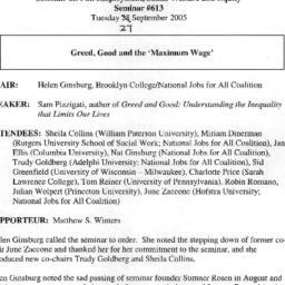 Minutes, 2005-09-27. Full E...