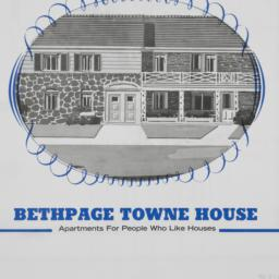 Betgpage Towne House, Hicks...