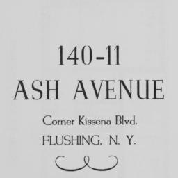 140-11 Ash Avenue