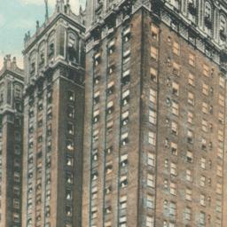 Hotel Vanderbilt, New York