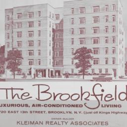 The     Brookfield, 1720 E....
