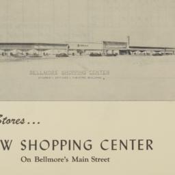 Bellmore Shopping Center, B...