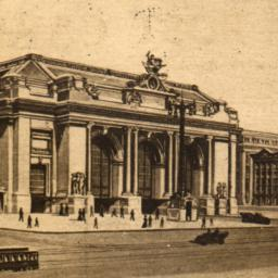 Grand Central Depot, N.Y City