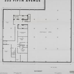 555 Fifth Avenue, Basement