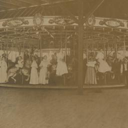 Carousel, 44-ft., at Glen E...