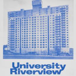 University Riverview, W. 17...