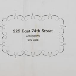 225 E. 74 Street, 225 East ...