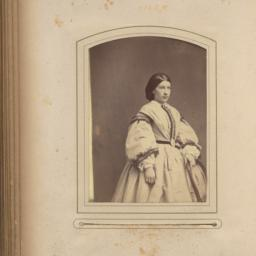 Unidentified Woman Standing