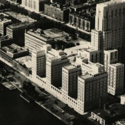 Aerial View of New York Hos...