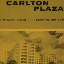 The     Carlton Plaza, 1740...